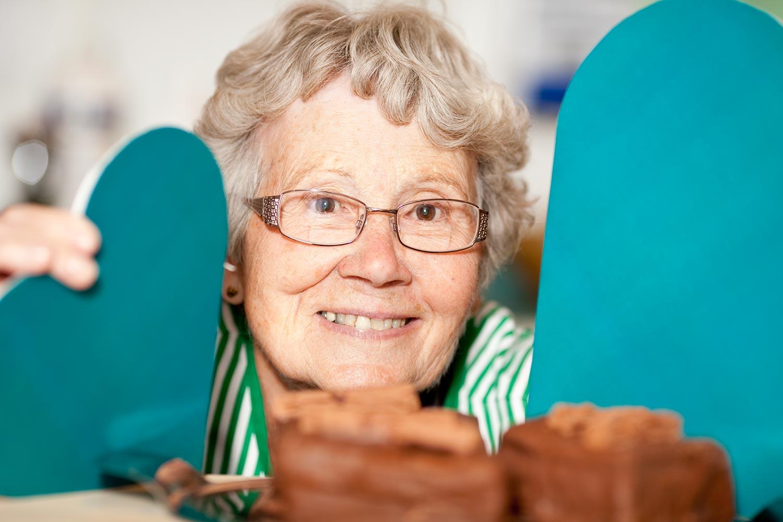 dementia mum won't eat